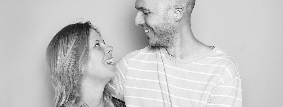 Rachel and Michael from Collett Creative - Website Design in Bury St Edmunds.