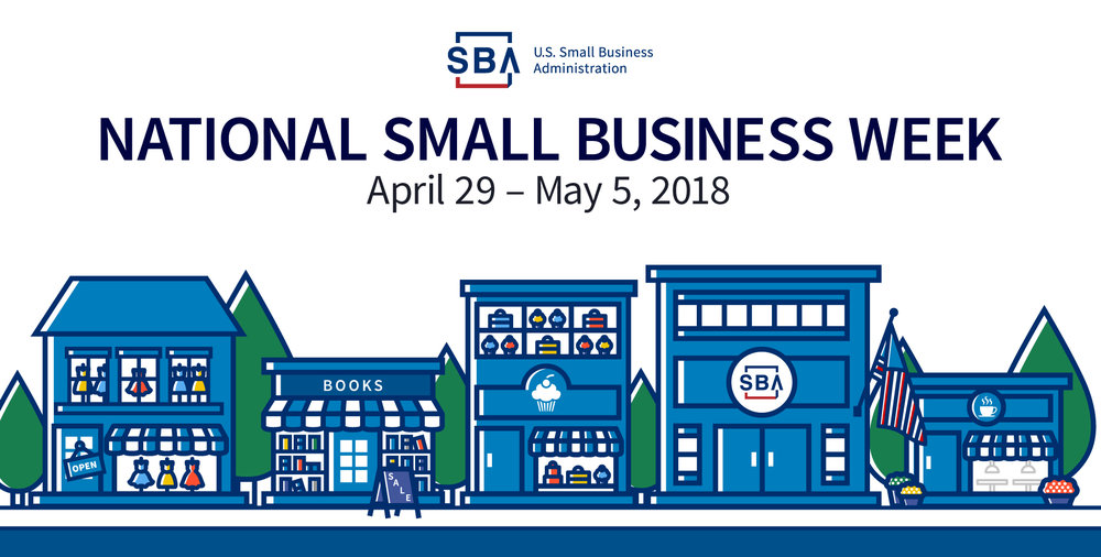 National Small Business Week - Good Vibes Consulting