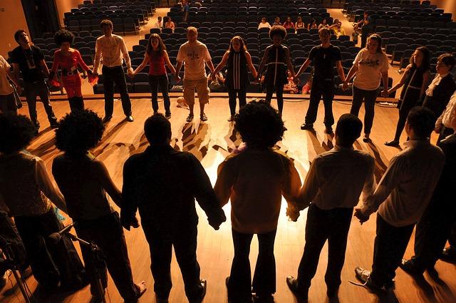 Danse carrée -