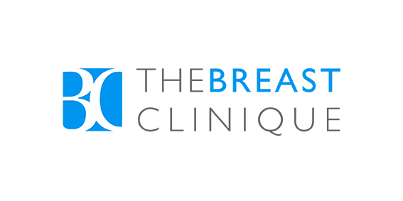 The Breast Clinique plastic surgery business los angeles logo