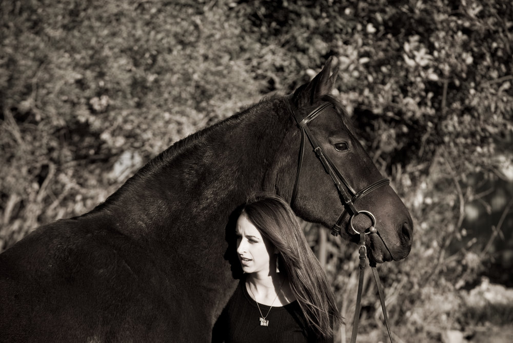 Rhowan and Melissa -- last photos in 2013. Photo by Jacob Matilsky.