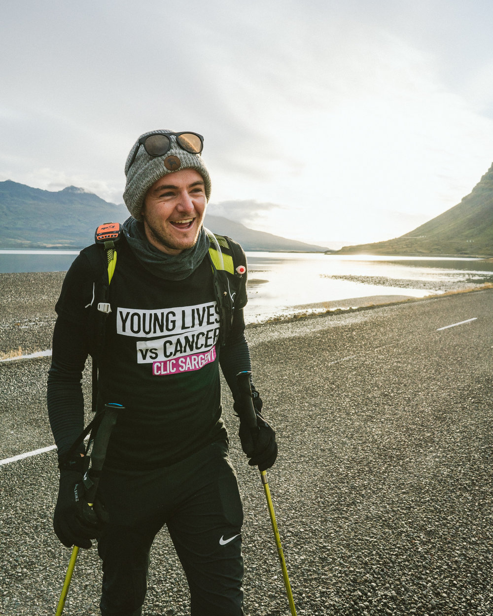 Endurance athlete | world-first adventure