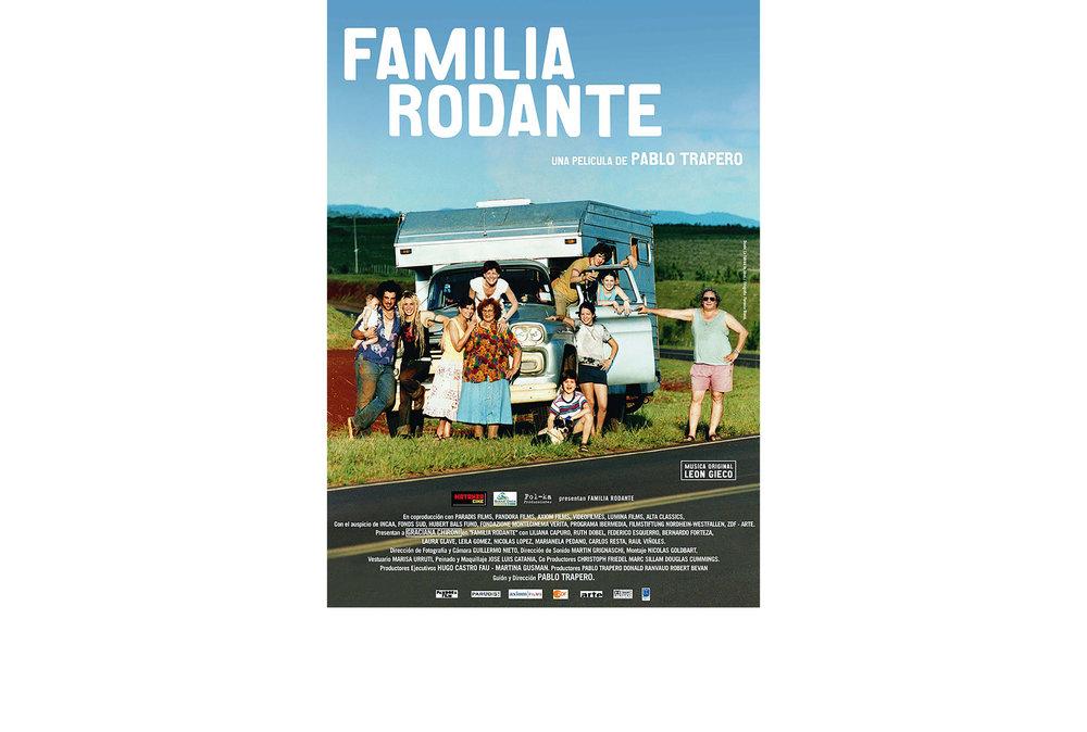 Familia rodante (Pablo Trapero)