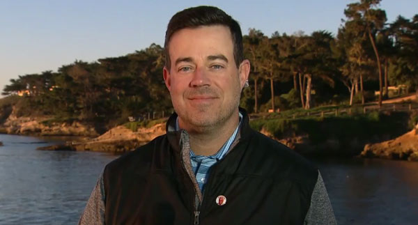 Interview: Carson Daly - Carson Daly in an emotional interview reflecting on his late father impact, plus the campaign to honor him and golf memories.