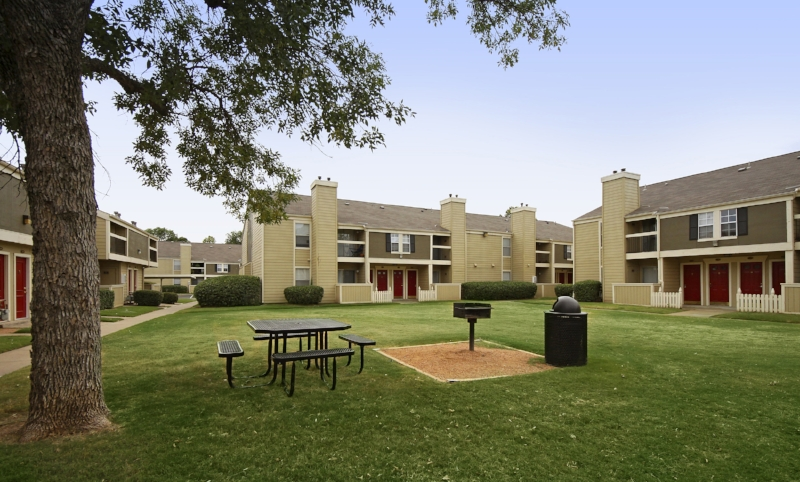 Apartments in Jenks School District