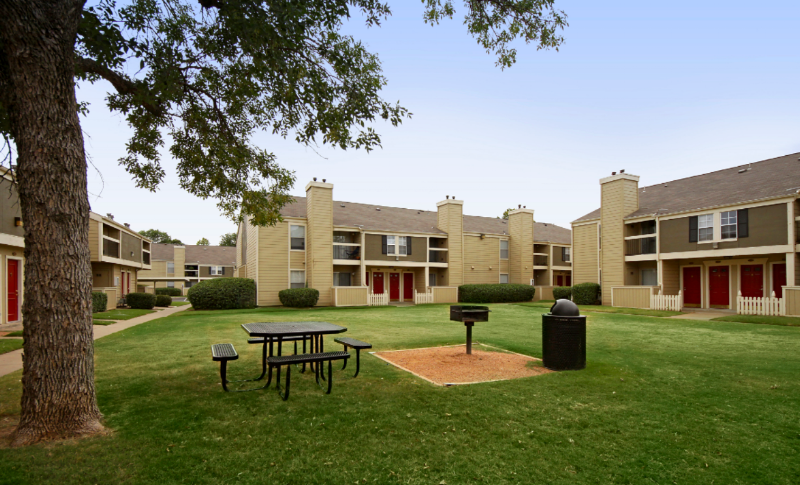 Jenks School District Apartments