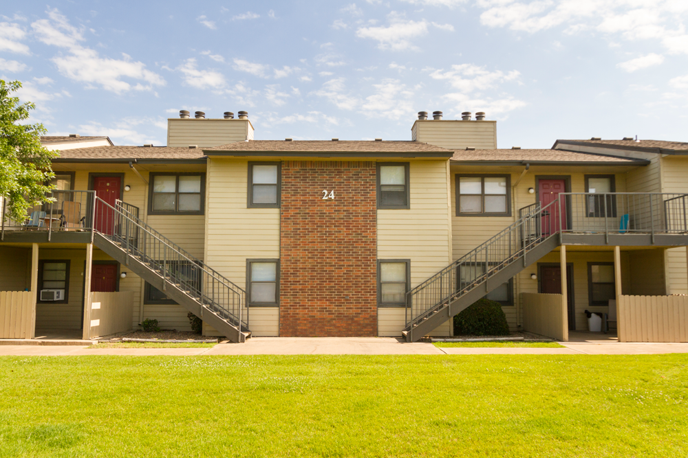 Affordable Apartments in OKC