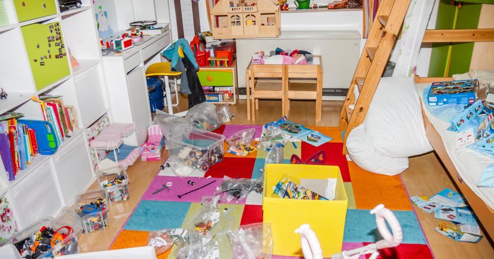 Creative Ways to Organize Toys in Edmond Apartments