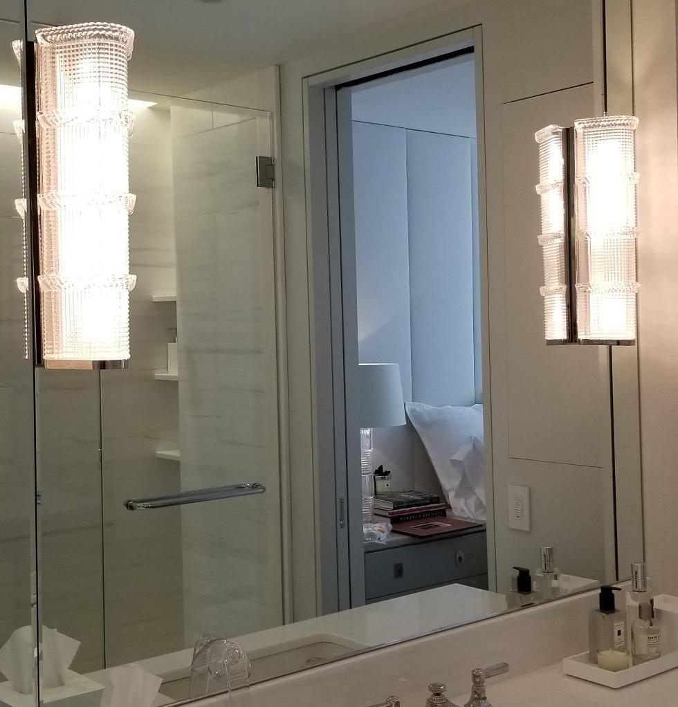 Master Bathroom Mirror