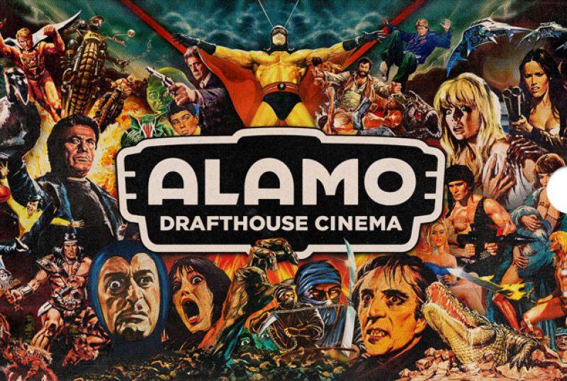 Photo courtesy of Alamo Drafthouse Cinema