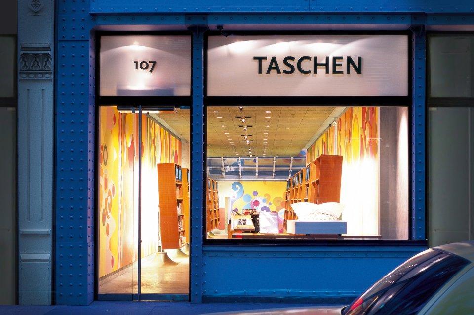 Photo courtesy of TASCHEN