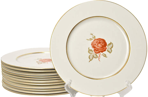 ONE KINGS LANE  // CASTLETON DINNER PLATES