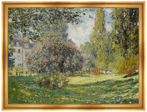 MUNN WORKS  // THE PARC MONCEAU MONET