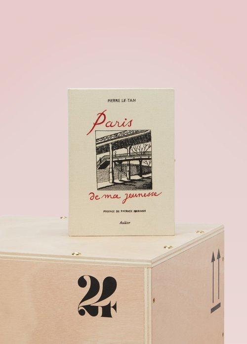 OLMPIA LE-TAN // BOOK CLUTCH