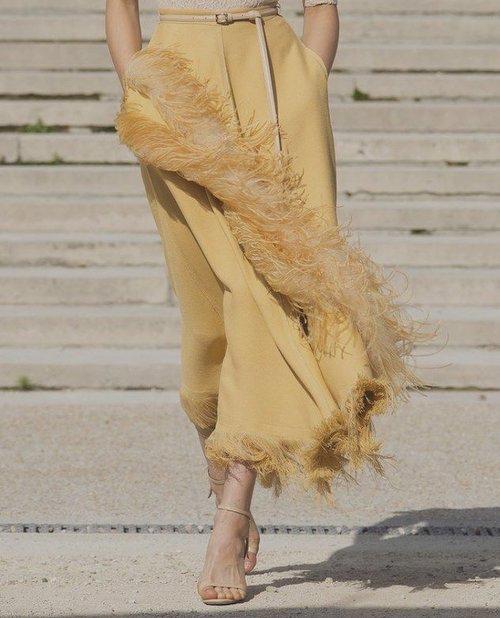Skirt  by Nina Ricci SS18