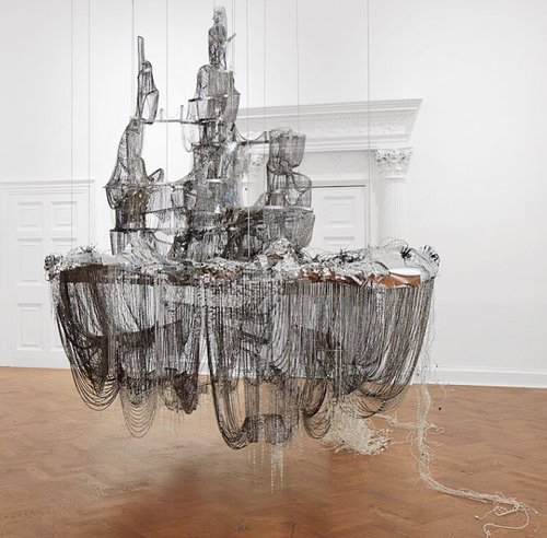 Galerie Thaddaeus   Ropac   exhibition by Lee Bul