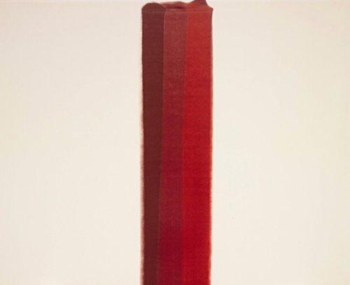 Roseate   by Morris Louis, 1960