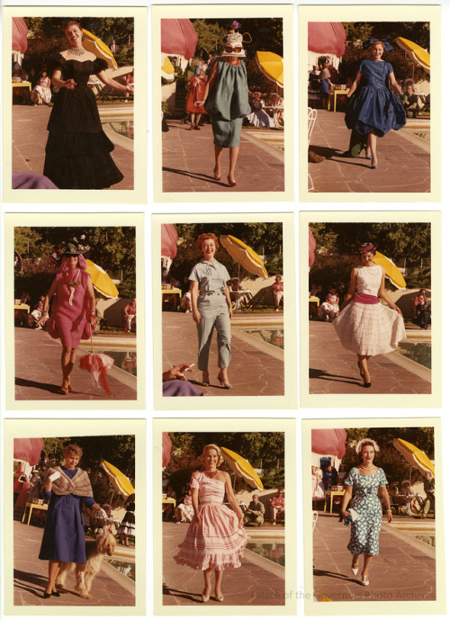 Opera Fashion  by Robert H. Martin, 1960s