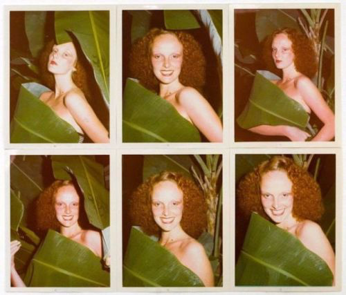 The Last Days of Disco, Grace Coddington   by Antonio Lopez