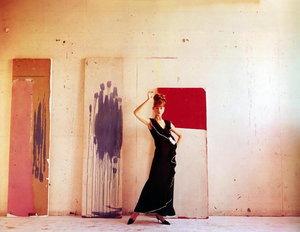 Jean Shrimpton   by Cecil Beaton in 1964