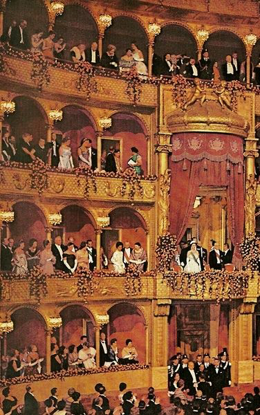 Rome Opera House   by National Geographic 1961