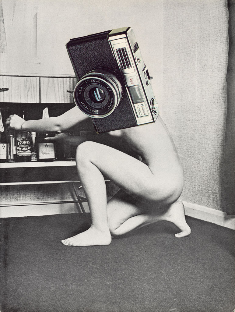 Collage   by Linder Sterling