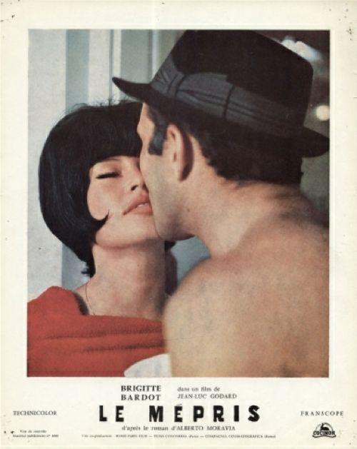 Le Mepris   directed by Jean-Luc Godard