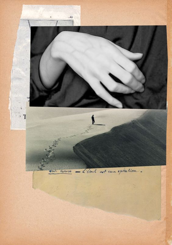 Collage  BEACH 2013 by Waldemar Strempler