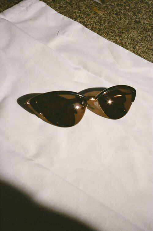 Kate Young x Tura Ally Sunglasses
