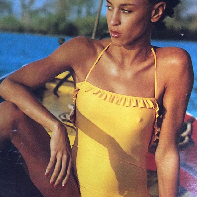Photo  Friedman Hauss, Marie Claire,May 1978