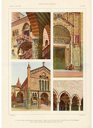 ONE KINGS LANE VINTAGE  // VERONA ARCHITECTURAL DETAILS