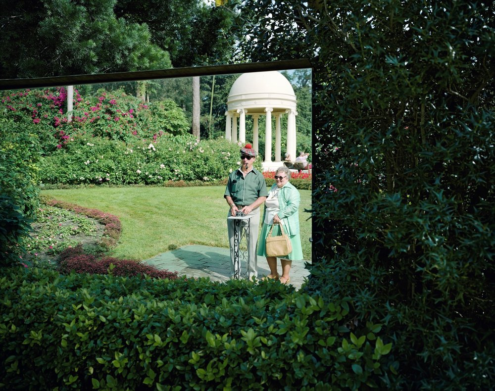Stephen Shore, Cypress Gardens, Florida, 1977