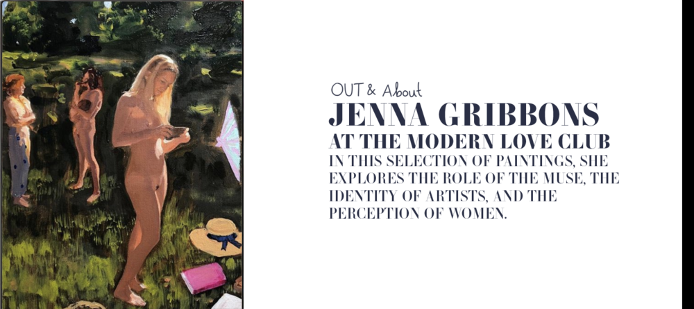 Jenna Gribbons Modern Love Club East Village