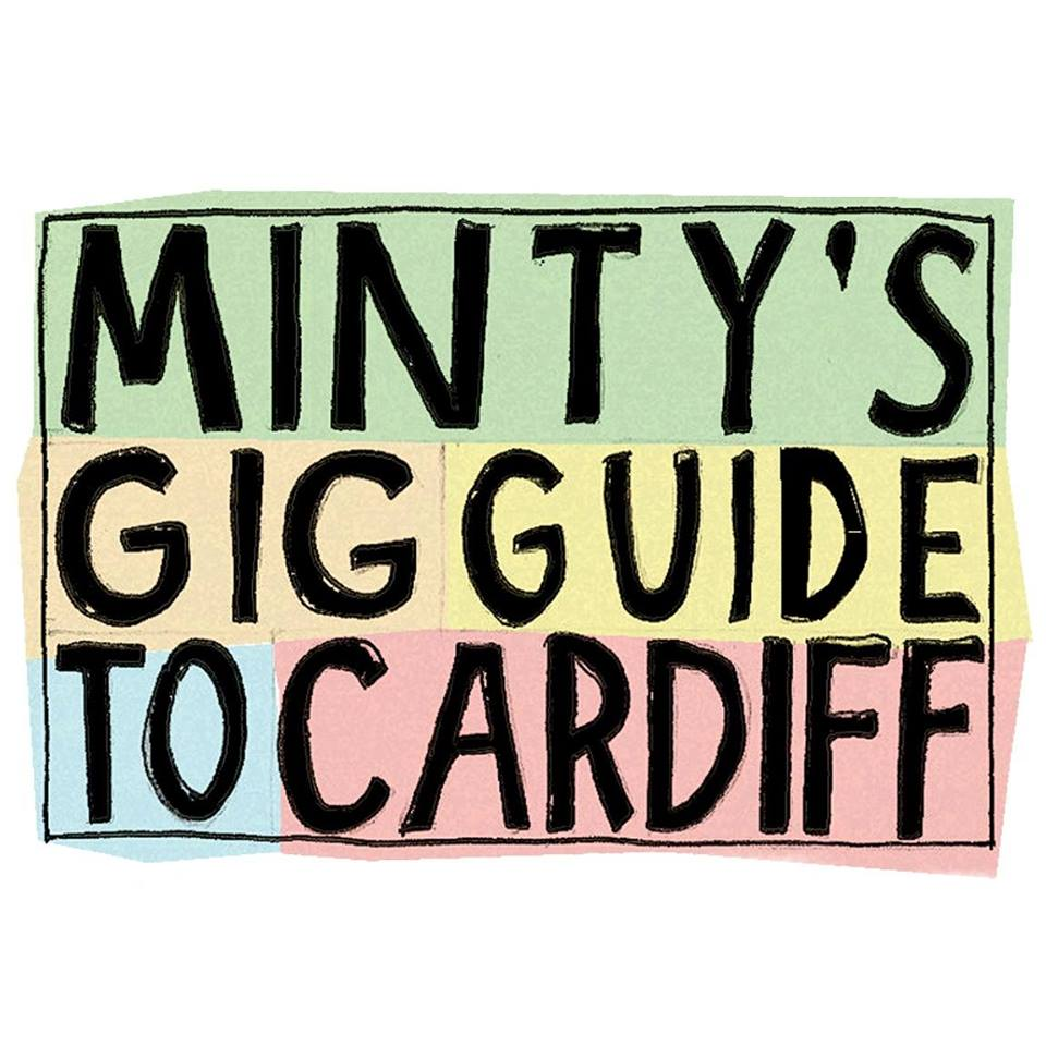Minty's Gig Guide