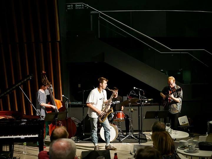 David Bush Quartet