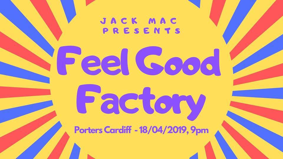 Jack Mac Presents - Feel Good Factory — Echo Music