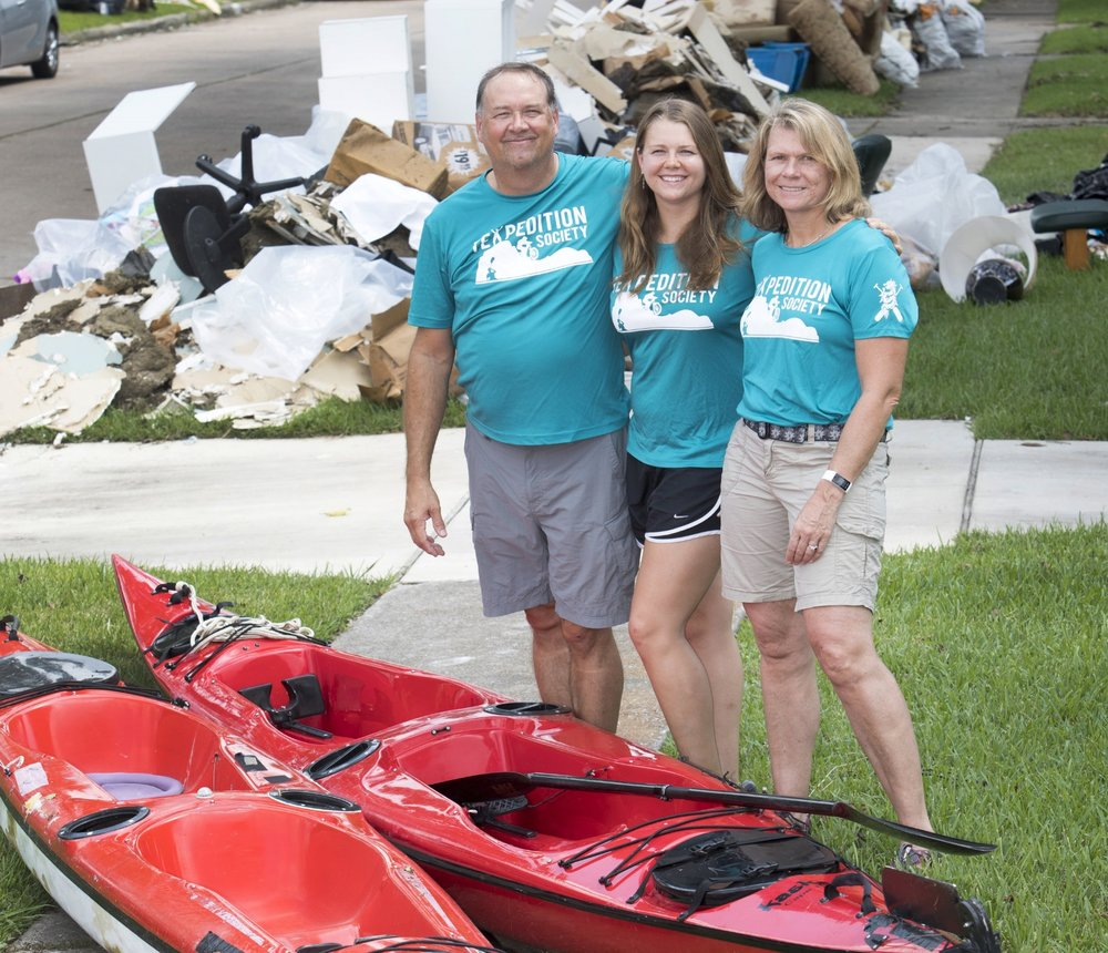 Hope Floats - Paddling into action and saving lives