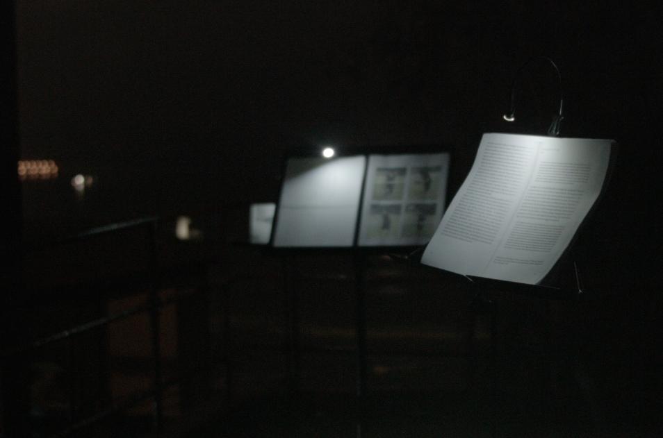 Ficciones de Movimiento , Plan Autopoiesis, Lima 2015