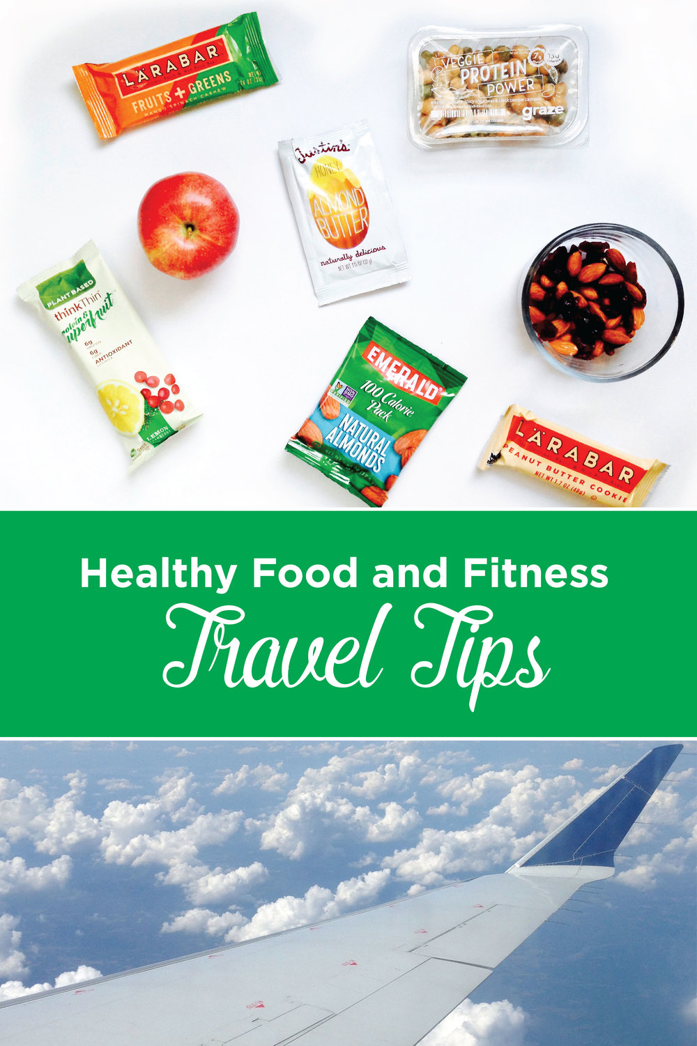 Healthy Food and Fitness Tips for Traveling