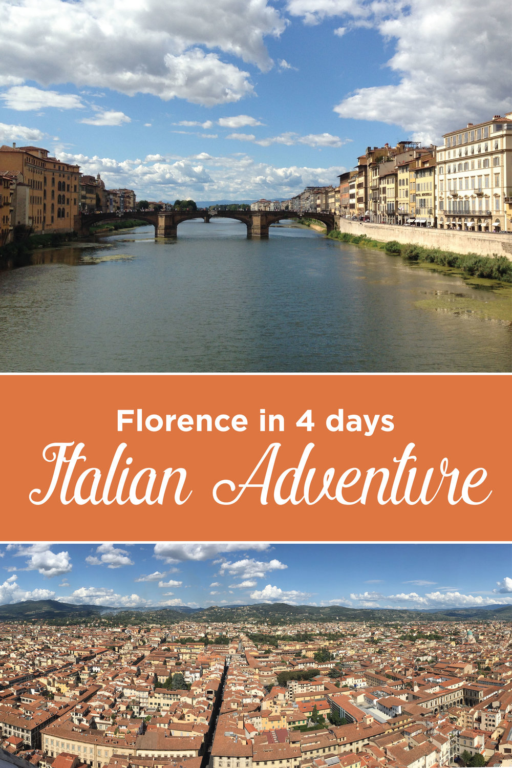 4 days in Florence, Italy. What to visit