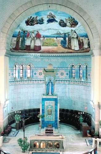 Algiers,Basilica black madonna.jpg