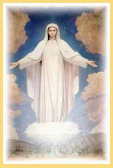 Our Lady of Medjugorje, Queen of Peace.