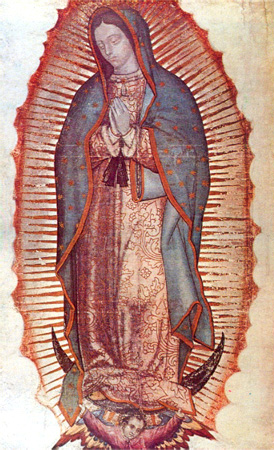 Our Lady of Guadalupe, Mexico
