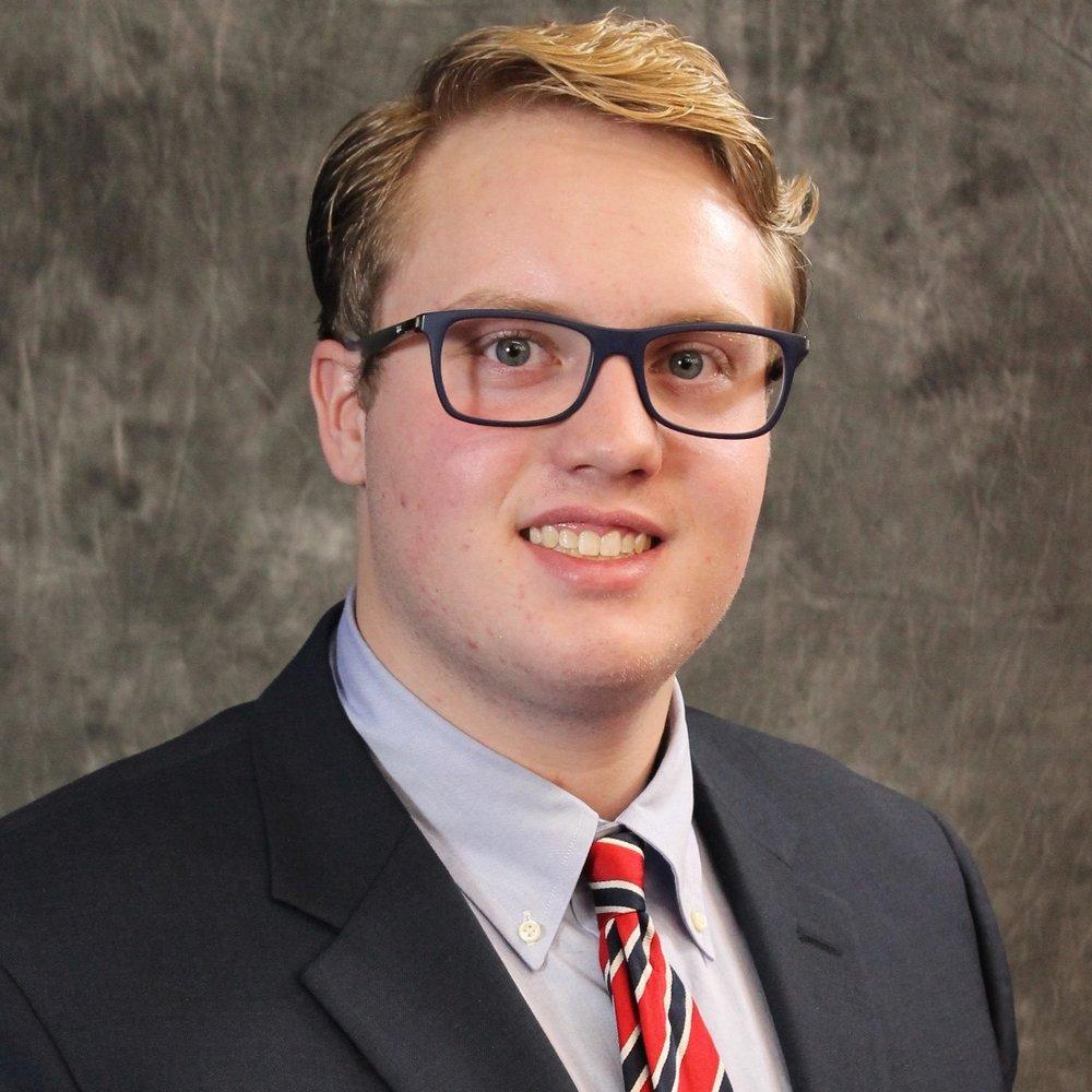 Secretary:Joshua Wilson - Graduation May 2019
