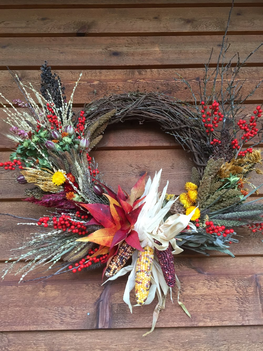 Wreath-making Workshops, November