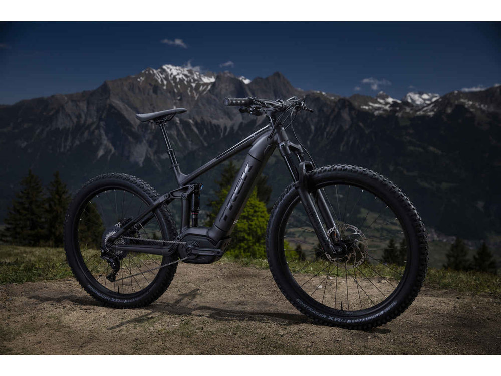 Trek Powerfly FS7 - Class 1 (Pedal assist only, up to 20mph, with auto eMTB setting)