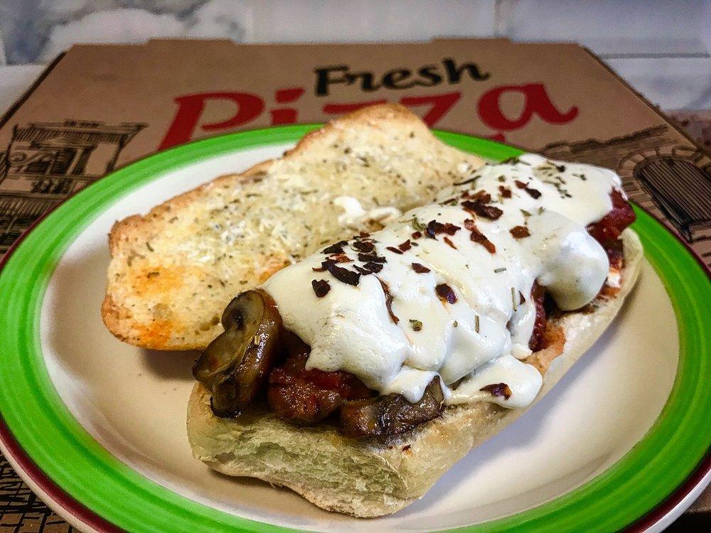 Pizza Sandwich #2