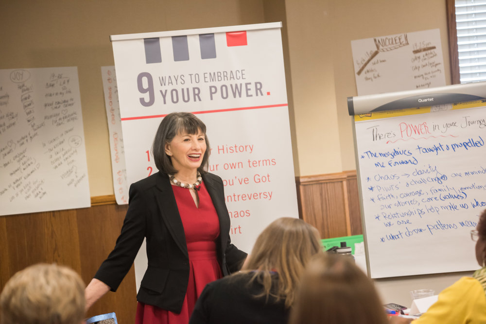 The 9 Leadership Power Tools to Advance Your Career -