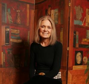 Gloria Steinem - Political Activist and Feminist OrganizerPhotograph by Annie Leibovitz