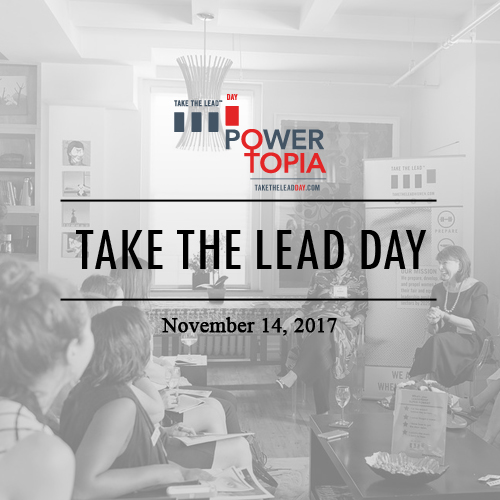 TAKE THE LEAD DAY PRESS KIT                                                   DOWNLOAD